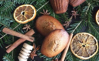 Edition Limitée : La madeleine pain d'épices
