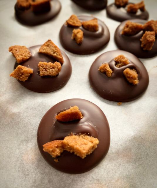 Nöel 2020 : Madeleines et Chocolats
